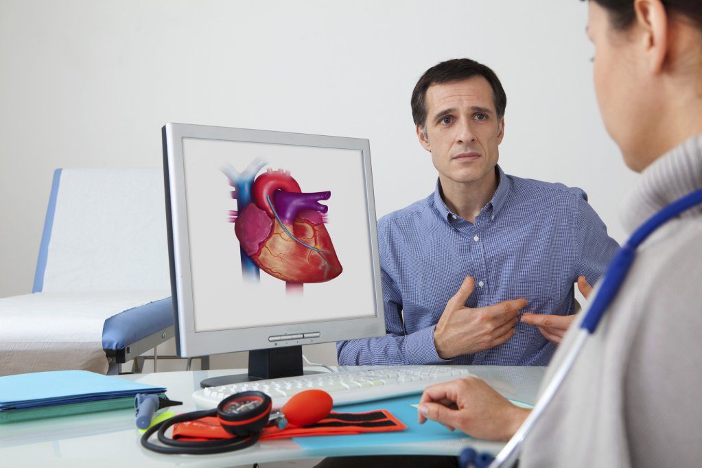 кардиология на приёме у врача